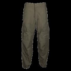 Gen III ECWCS Level 5 softshell housut, oliivinvihreä
