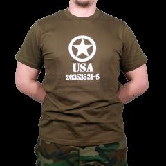 T-paita, US ARMY