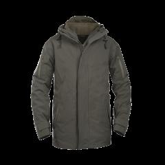 Hardshell takki fleece kerroksella, ranger green