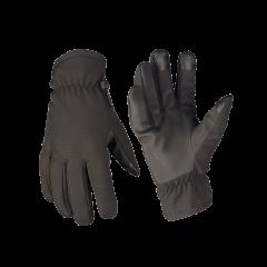 Softshell hanskat, thinsulate™, musta