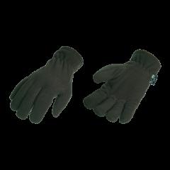 Fleece hanskat, thinsulate™, oliivinvihreä