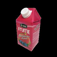 Fruitie Mansikkainen hedelmävälipala, 0,5 l